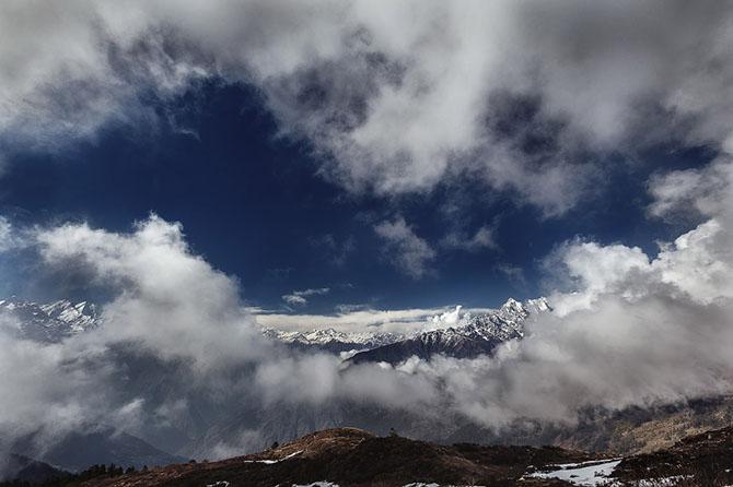 Лангтанг — территория мистических пейзажей в Непале