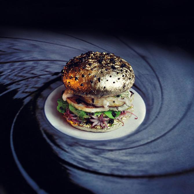 Самые необычные бургеры со всего мира