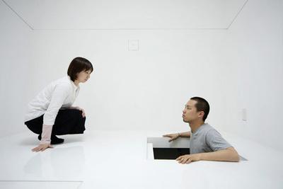Концептуальный домик-комната из Японии