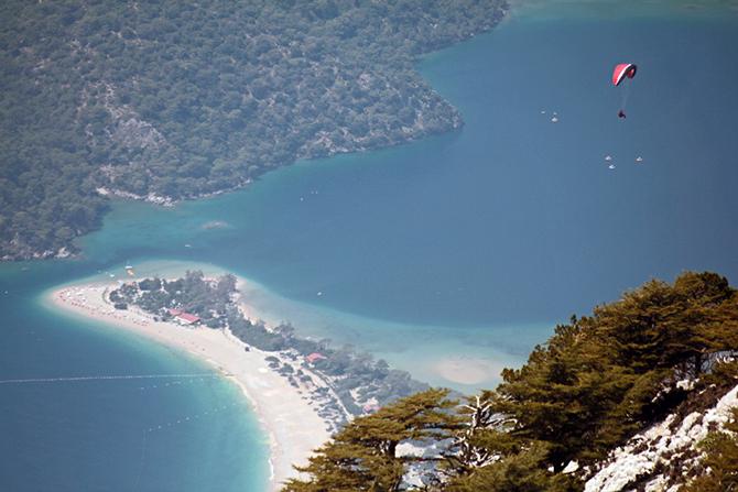 Самые красивые места в Турции