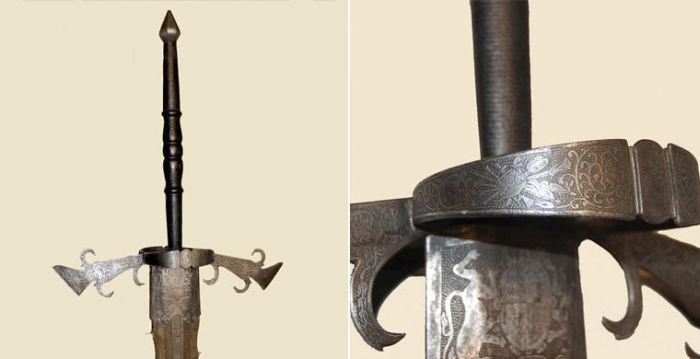Странные и необычные виды оружия и доспехов