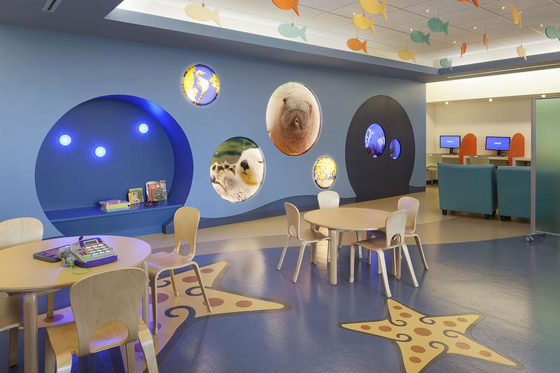Удивительные детские больницы в разных странах