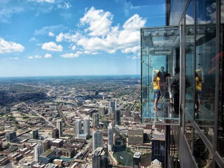 25 головокружительных достопримечательностей мира