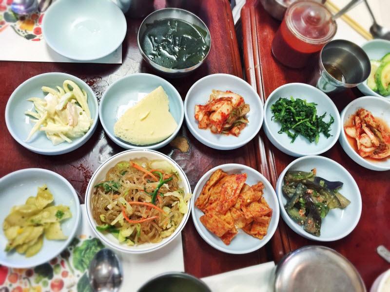 Los 50 mejores platos de todo el mundo.