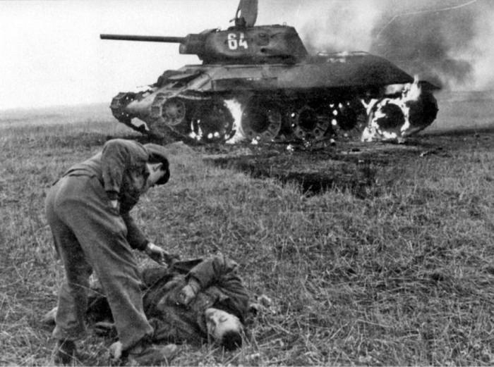 фотографии войны второй мировой