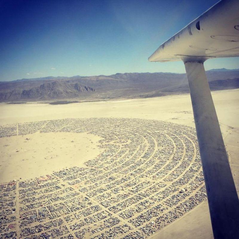 Умопомрачительные моменты Of Burning Man 2015