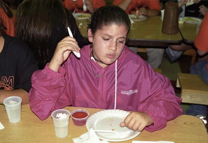 Летний лагерь для похудения для американских тинейджеров