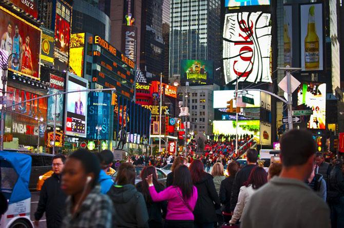 25 удивительных фактов о Нью-Йорке