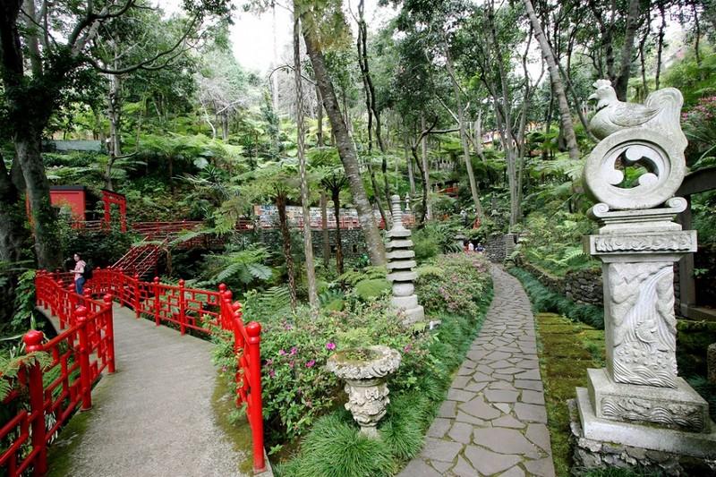 Красота японских садов со всего мира