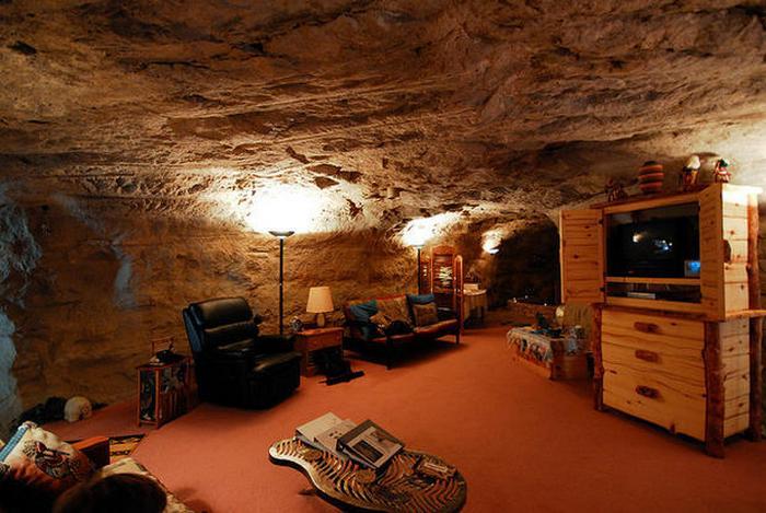 7 необычных отелей из природных материалов
