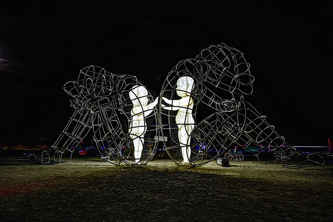 12 арт-проектов, которые запомнились в 2015 году