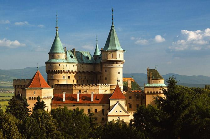 12 мистических мест Европы