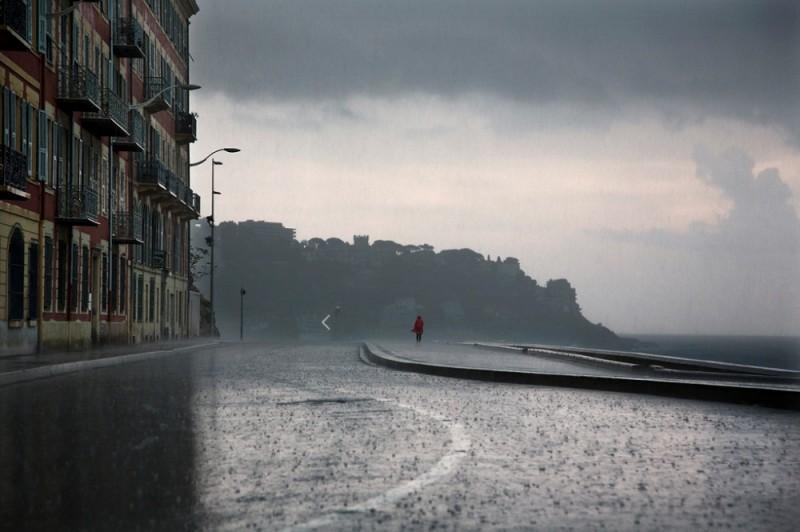 Красота дождя на фотографиях Кристофа Жакро
