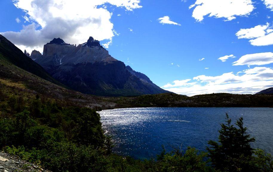 Окно в мир природы Патагонии - национальный парк Торрес дель Пайне