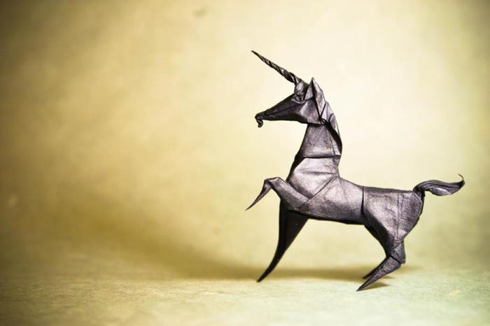 Волшебные оригами от Гонсало Гарсия Кальво