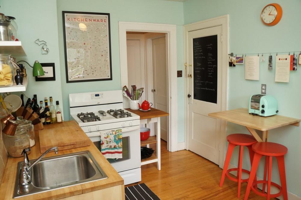 20 идей для кухонного пространства