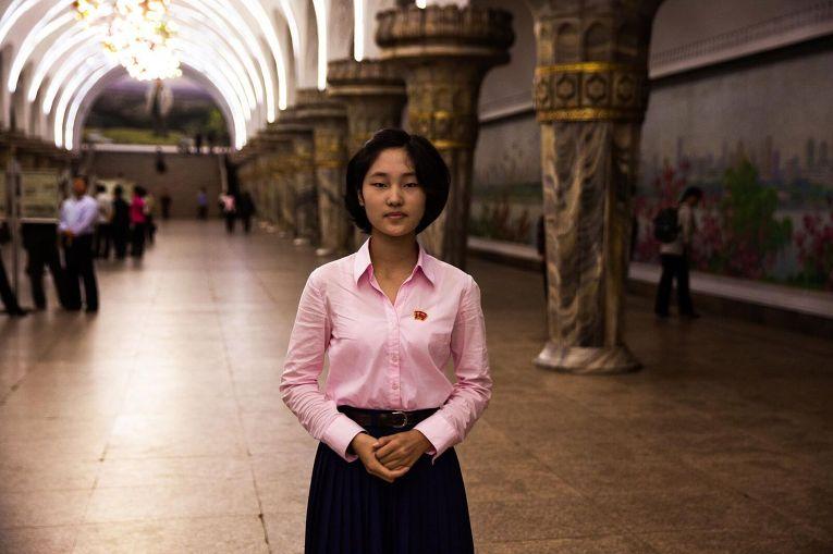 Красота женщин в Северной Корее