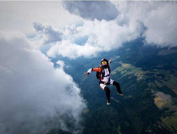 Фотографии, сделанные в свободном падении