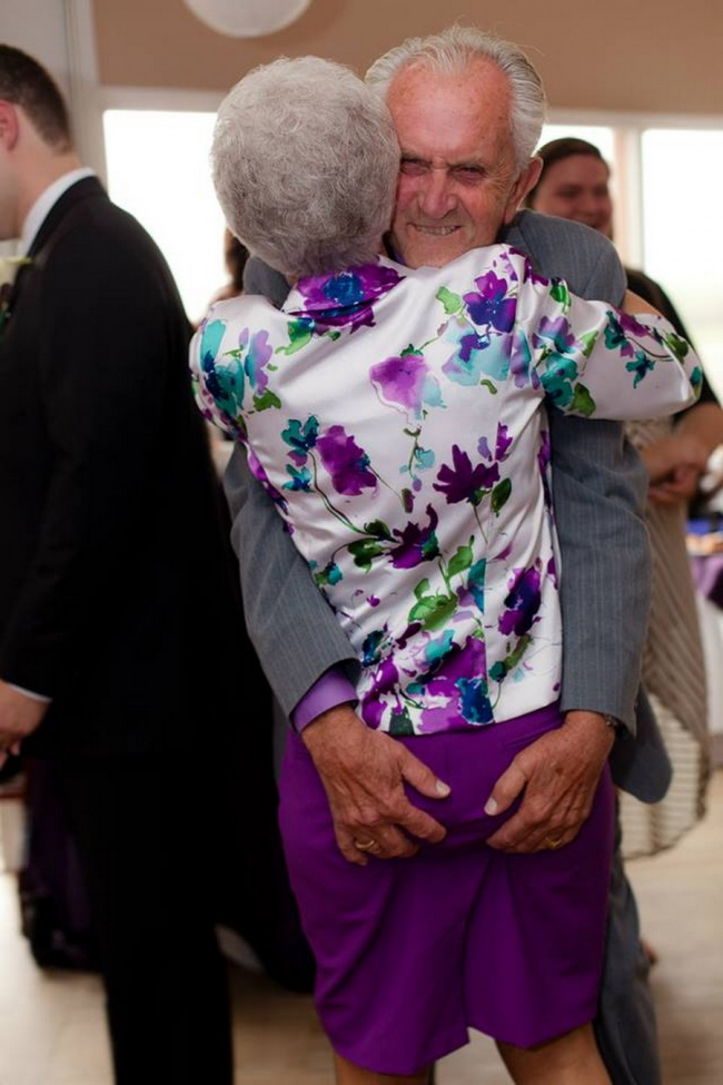 15 фотографий о любви, которой все возрасты покорны