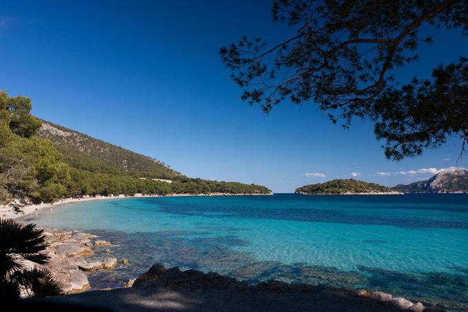 10 fabulosas playas y calas apartadas de mallorca.