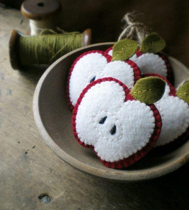 Оригинальный шерстяной декор для дома