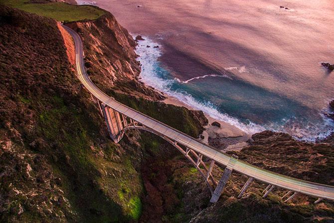 20 фотографий с воздуха из разных мест нашей планеты