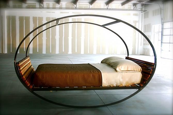 Прикольные кровати, чтобы уйти в спячку