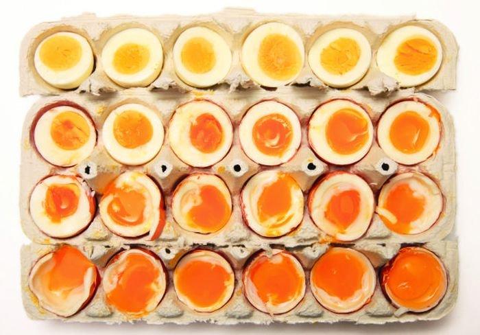 Американский шеф-повар нашел способ идеальной варки яиц