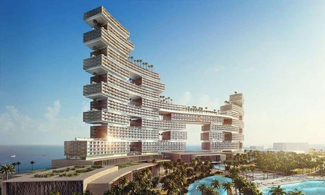 9 необычных отелей, которые уже строятся