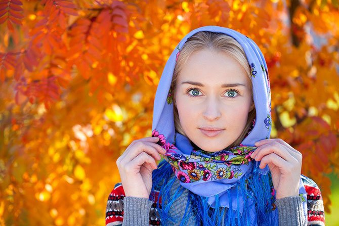10 countries in which live the most beautiful women