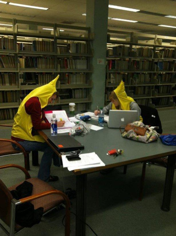 Прикольные фото из жизни студентов