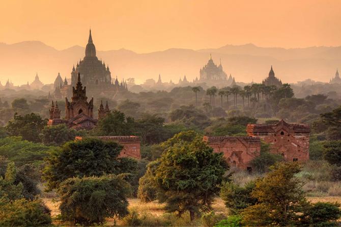 15 райских мест, которые пока не очень популярны среди туристов