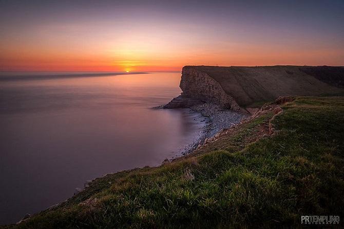 Красоты Уэльса на фотографиях Пола Темплинга