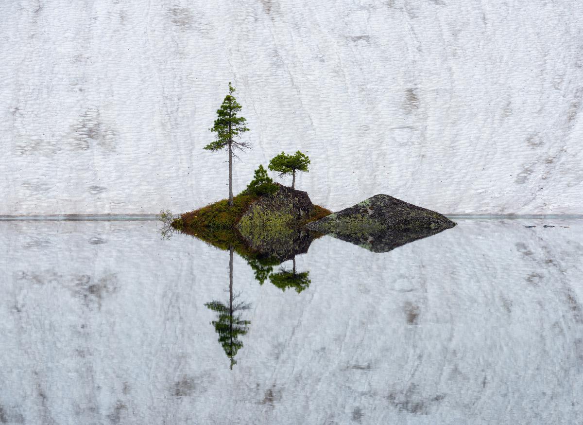Красоты природного парка Ергаки на фотографиях