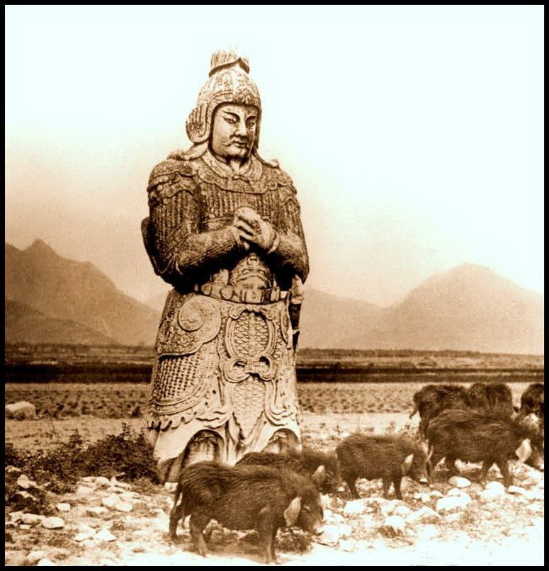 Повседневная жизнь в Китае в начале XX века