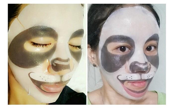 маски для лица в деревне