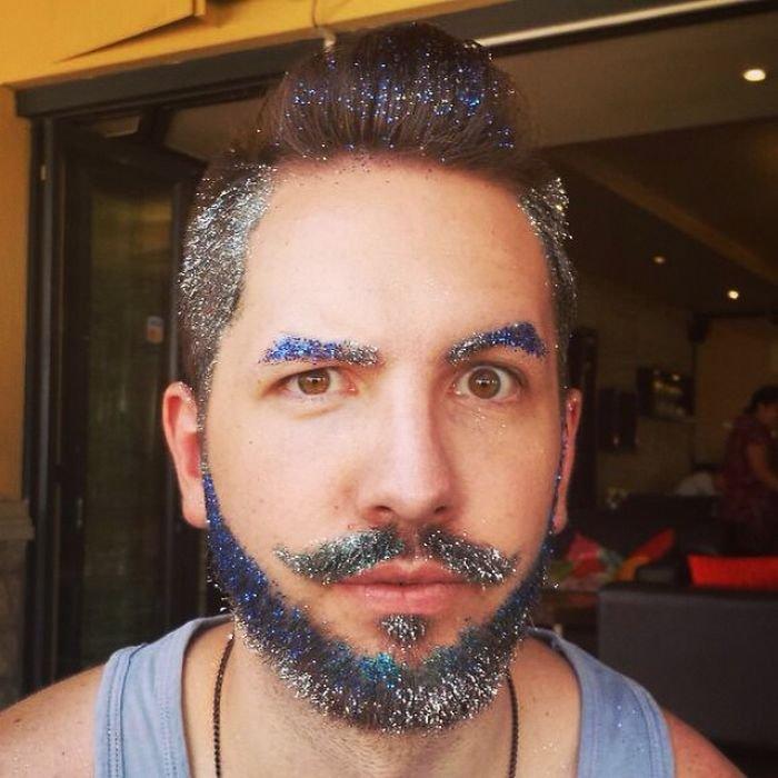 Новый тренд борода сексуал