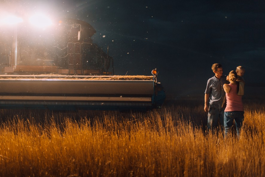 Американские фермеры из штата Колорадо