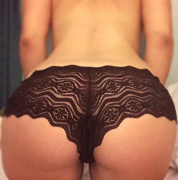 Красивые девушки и их сексуальные попки