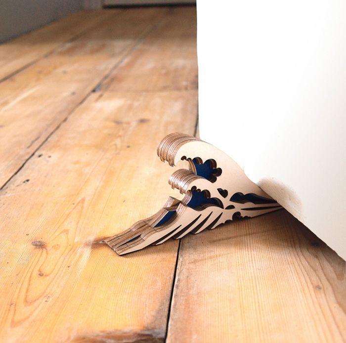 Прикольные дверные стопперы, которые сделают вашу жизнь открытой