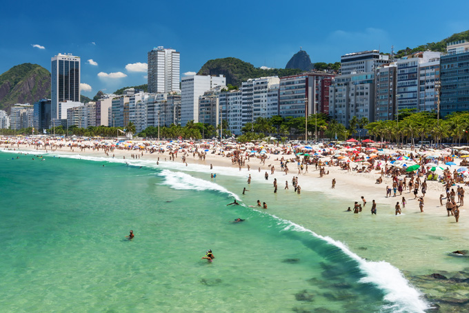 10 идей для приключений в Бразилии