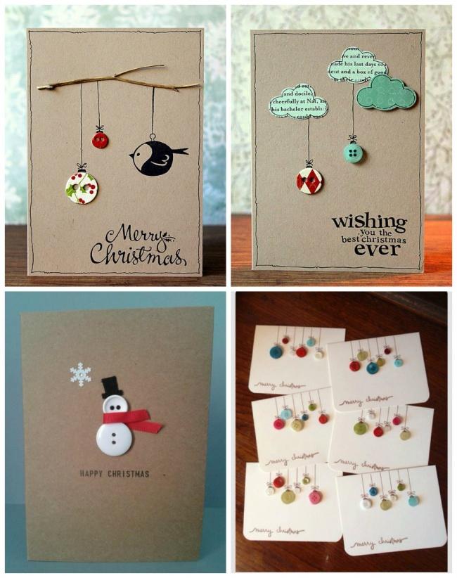 Веселые идеи для открытки