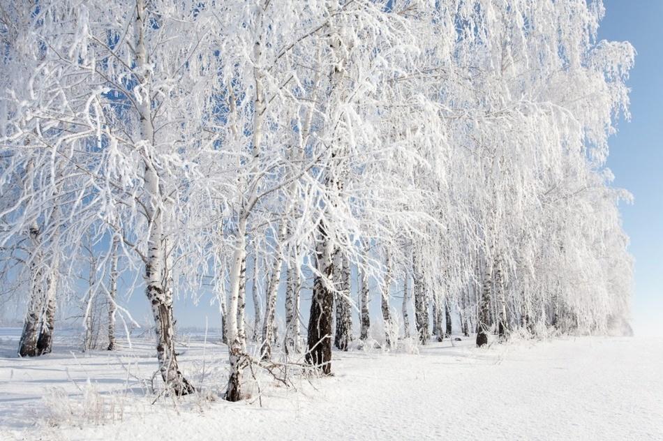 10 фотографий России под снежными покровами