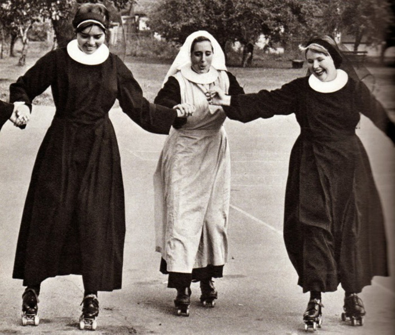 Секс с монашками 18 век