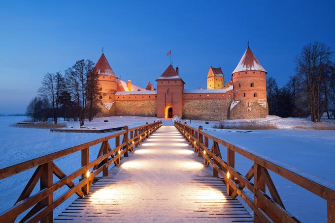 17 мест, где зима похожа на сказку