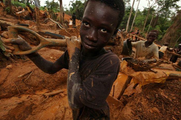 Нелегальные способы заработка в Африке