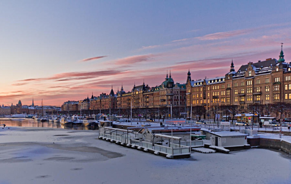 Отправляемся в Швецию