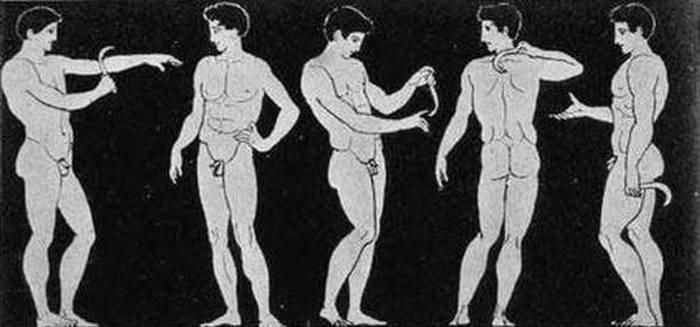 Необычные профессии в Древней Греции и Древнем Риме
