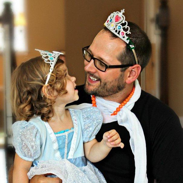 Папы девочек — самые красивые на свете