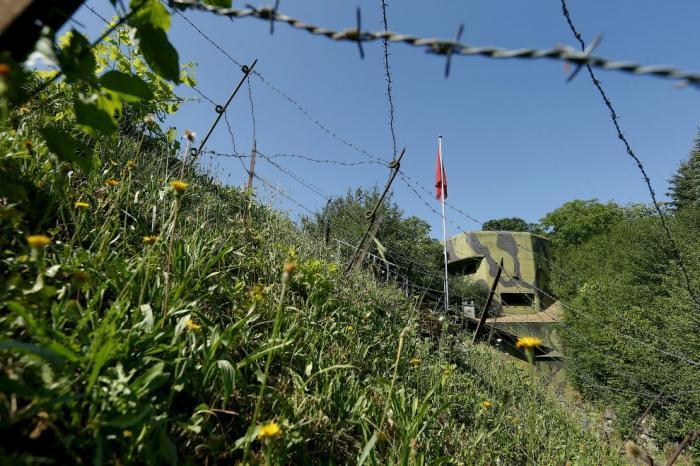 Секретные бомбоубежища и бункеры Швейцарии